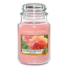 Yankee candle sklo3 Sun-Drenched Apricot Rose