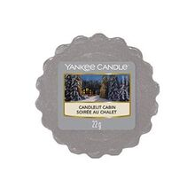 Yankee candle vosk Candlelit Cabin