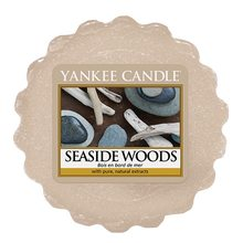 Yankee candle vosk Seaside Woods