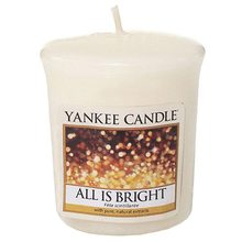Yankee candle votiv All is Bright