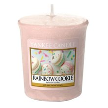 Yankee candle votiv Rainbow Cookie