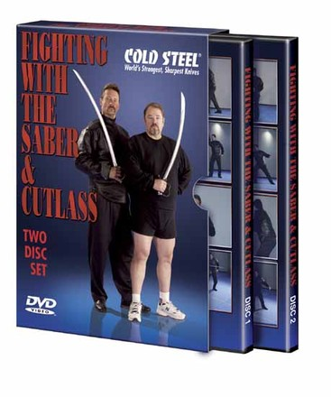 Cold Steel 2 DVD Cold Steel Fighting with the Saber & Cutlass
