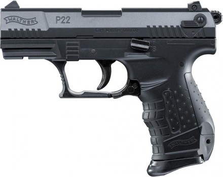 Walther Airsoft Pistole Walther P22 černá ASG