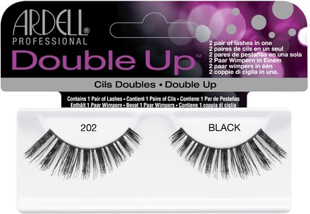Ardell Ardell Double Up 202 - Black