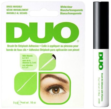 Ardell Ardell Duo Brush On Adhesive With Vitamins 5g