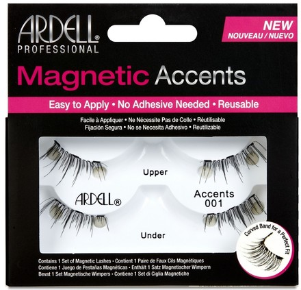 Ardell Ardell Magnetic Accents 001 - Black