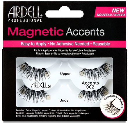 Ardell Ardell Magnetic Accents 002 - Black