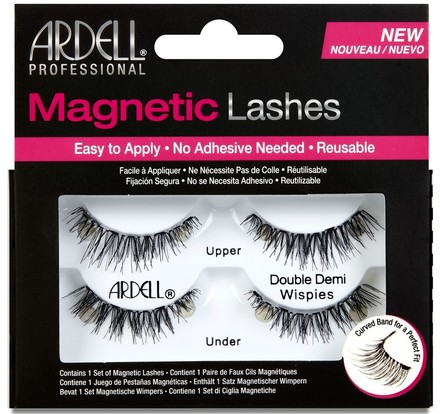 Ardell Ardell Magnetic Lashes Double Demi Wispies - Black