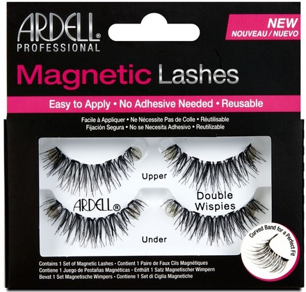 Ardell Ardell Magnetic Lashes Double Wispies - Black