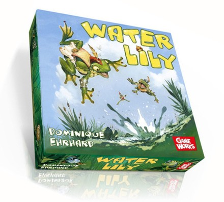 Asmodee Water Lily