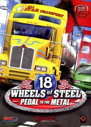 Best ent. PC 18 wheels Pedal to the Metal