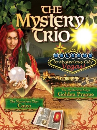 Best ent. PC The mystery trio