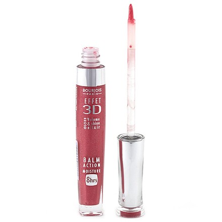 Bourjois Paris Lesk na rty Bourjois Rose Hypothetic, 5,7 ml