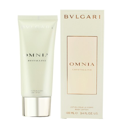 Bvlgari Bvlgari Omnia Crystalline Body Lotion 100 ml (woman)