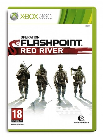 Codemasters X360 Operation Flashpoint Red River