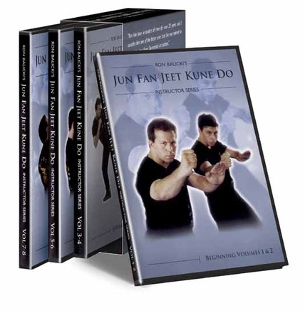 Cold Steel DVD Cold Steel Jun Fan Jeet Kune Do