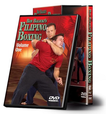 Cold Steel DVD Cold Steel Ron Balicki Filipino Boxing