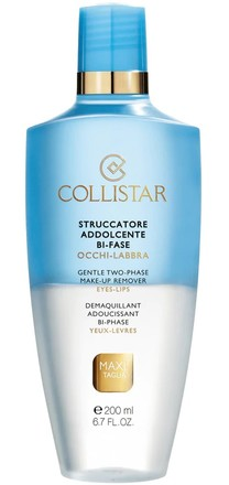 Collistar Collistar Gentle Two-Phase Make-Up Remover 200ml