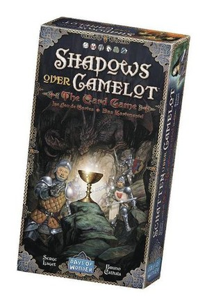 Days of Wonder Shadows over Camelot The Card Game - Multilingual
