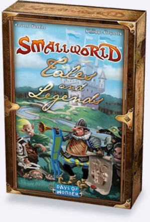 Days of Wonder Smallworld - Tales and Legends