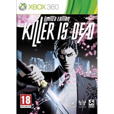 Deep Silver X360 Killer is Dead Limited Edition