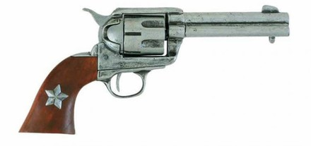 Denix Replika Revolver Peacemaker ráže 45 USA 1886 sheriff
