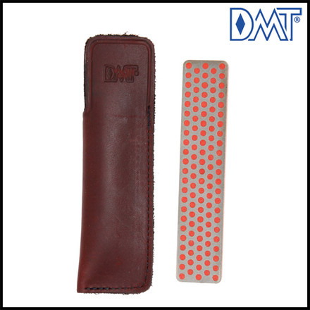 "DMT DMT Diamond Whetstone sharpener - 4"" pocket model."