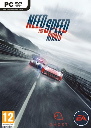 Electronic Arts PC Need for Speed Rivals