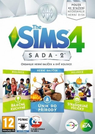Electronic Arts PC The Sims 4 Bundle Pack 2