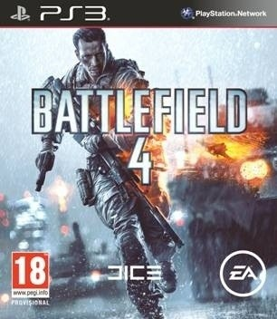 Electronic Arts PS3 Battlefield 4