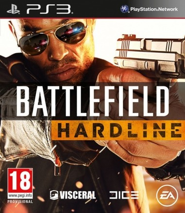 Electronic Arts PS3 Battlefield Hardline Essentials