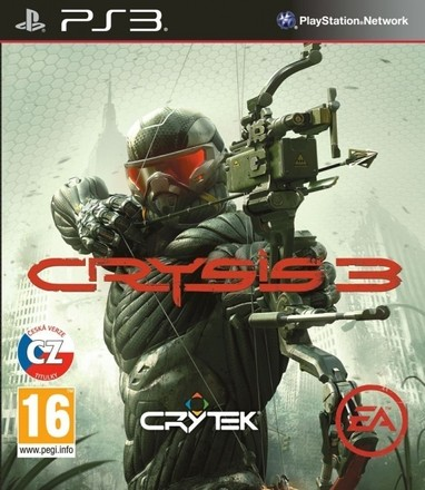 Electronic Arts PS3 Crysis 3 Essentials