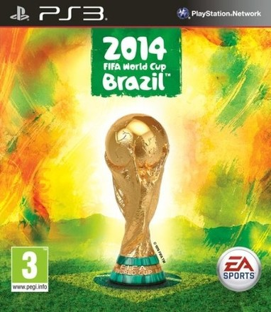 Electronic Arts PS3 FIFA World Cup 2014
