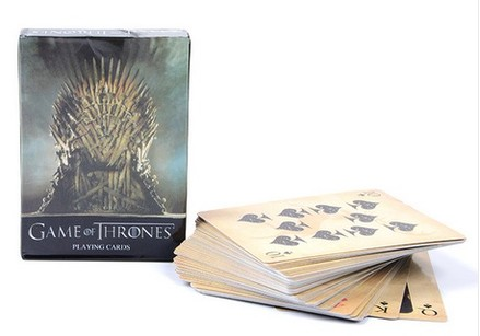 Game of Thrones Hrací karty Game of Thrones Premium