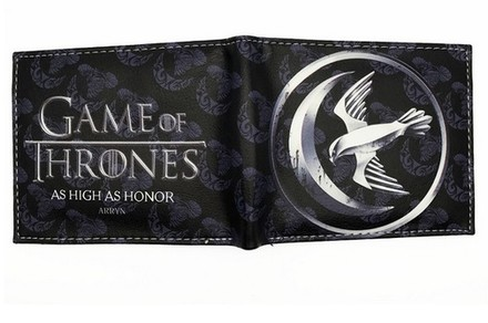 Game of Thrones Peněženka Hra o Trůny Arryn White