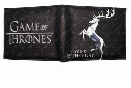 Game of Thrones Peněženka Hra o Trůny Baratheon White