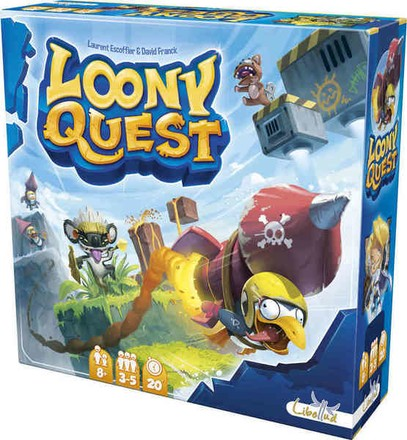 GENERAL Loony Quest ML