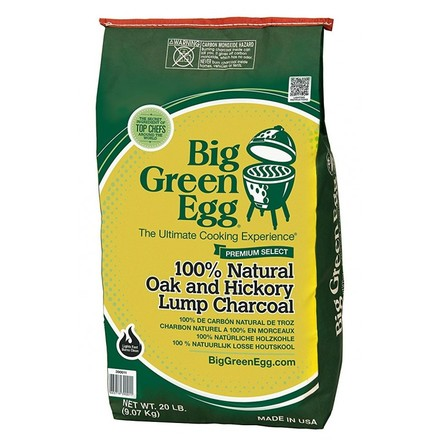 Big Green Egg Dřevěné uhlí Premium Organic, 9 kg, Big Green Egg