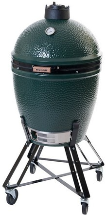 Big Green Egg Gril Big Green Egg LARGE, s pojízdným stojanem