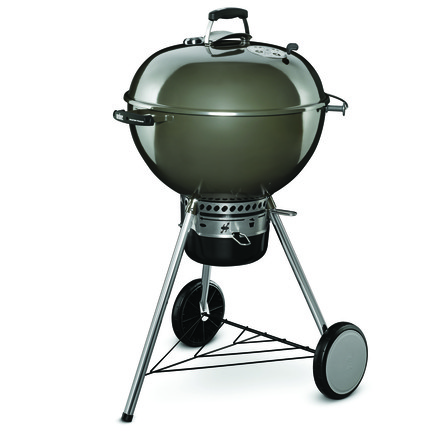 Weber Gril Weber Master-Touch GBS 57 cm, Smoke Grey