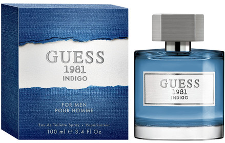 Guess Guess 1981 Indigo For Men M EDT 100ml