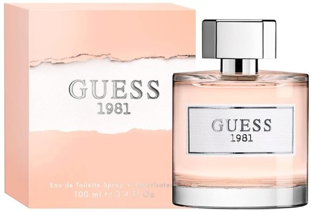 Guess Guess 1981 W EDT 100ml