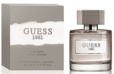 Guess Guess Guess 1981 For Men M EDT 100ml