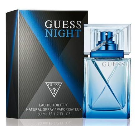 Guess Guess Night M EDT 100ml