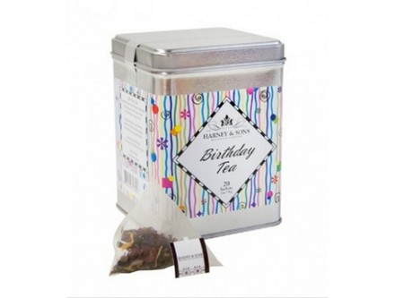 HARNEY & SONS Birthday Tea Special Edition - čaj 20ks