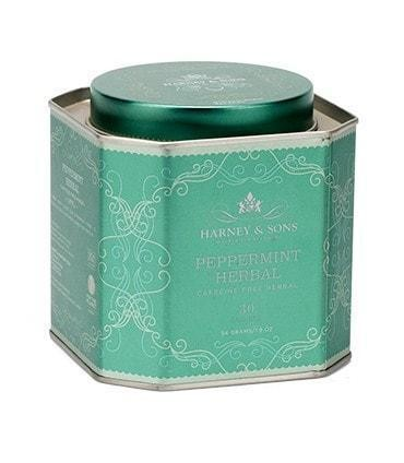 HARNEY & SONS Peppermint Herbal HRP kolekce - čaj 30ks