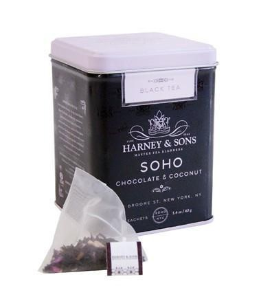 HARNEY & SONS SOHO Special Edition - čaj 20ks