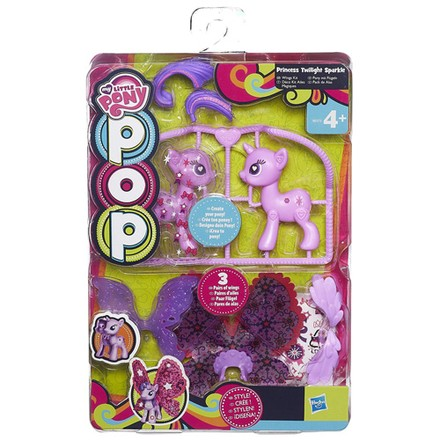 Hasbro My Little Pony Hasbro Princes Twilight Sparkle, 7 cm