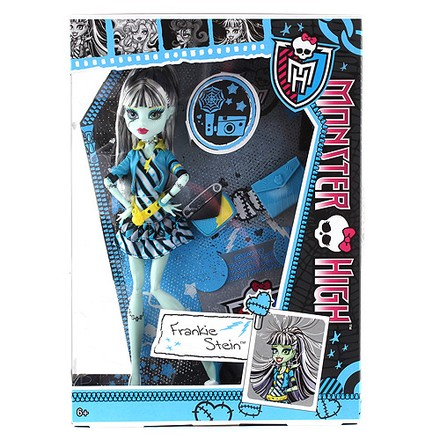 Hasbro Panenka Monster High Hasbro Frankie Stein