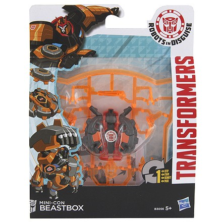 Hasbro Transformers Mini-Con Hasbro Beastbox